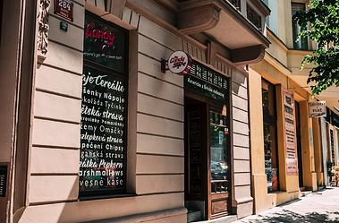 2. The Candy Store Prague 6