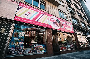 1. The Candy Store Vinohrady