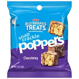 Rice Krispies Treats Snack Crackle Poppers Chocolatey 28 g