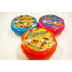 Garfield Bubble Gum Tape 58 g