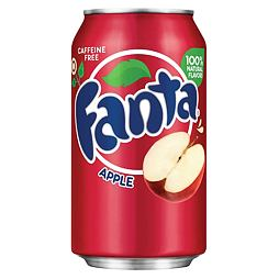 Fanta Apple 355 ml