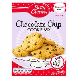Betty Crocker Chocolate Chip Cookie Mix 200 g