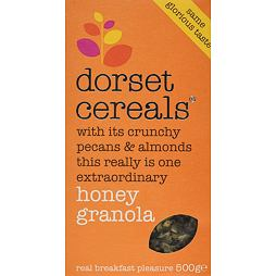 Dorset Cereals Honey Granola 500 g