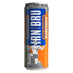Irn-Bru Energy No Sugar 330ml
