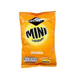 Jacob's Mini Cheddars Original 50 g
