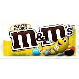 M&M's White Chocolate Peanut 38.6 g