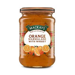 Mackays Orange Marmalade With Whisky 340 g