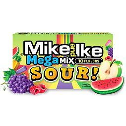 Mike and Ike Mega Mix Sour! 141 g