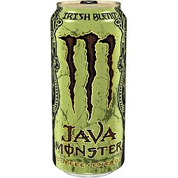 Monster Java Coffee + Energy Irish Blend 443 ml