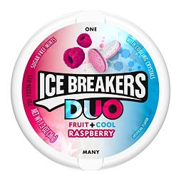 Ice Breakers Duo Fruit + Cool Raspberry 36 g