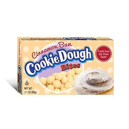 Cookie Dough Bites Cinnamon Bun 88 g