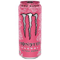 Monster Energy Zero Sugar Ultra Rosa 473 ml