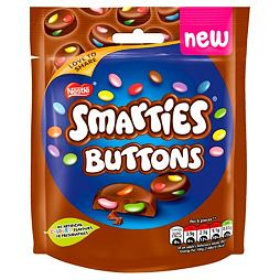 Smarties Buttons Milk 90 g
