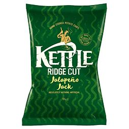 Kettle Ridge Cut Jalepeňo Jack 135 g