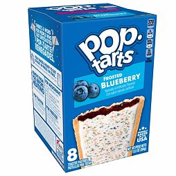Pop-Tarts Frosted Blueberry 384 g
