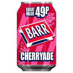 Barr Cherryade 330 ml PM