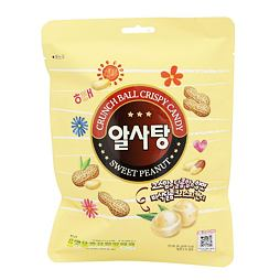 Haitai Crunch Ball Sweet Peanut 90 g