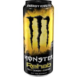 Monster Rehab Lemon Tea 500 ml