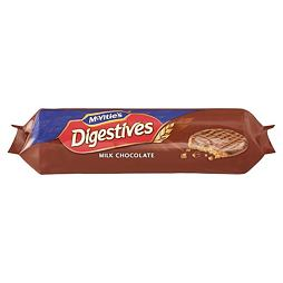 McVitie's Digestives Milk Chocolate 433 g