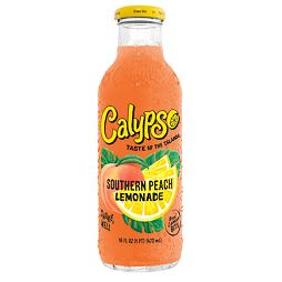 Calypso Southern Peach Lemonade 473 ml