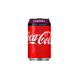Coca-Cola Cherry Zero Sugar 330 ml