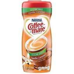 Coffee-Mate Vanilla Caramel Sugar Free 289 g