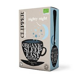 Clipper Organic Sleep Easy Infusion 20 ks 40 g