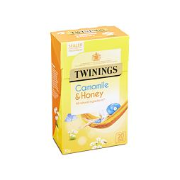 Twinings Camomile & Honey 20 ks 30 g