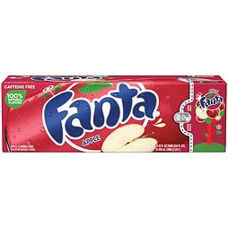 Fanta Apple 355 ml 12 ks Celé Balení