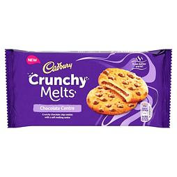 Cadbury Crunchy Melts Chocolate 156 g