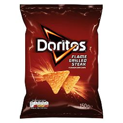 Doritos Flame Grilled Steak 150 g