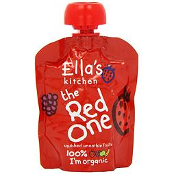 Ella's Kitchen Ovocné Pyré Jahoda The Red One 90 g