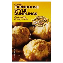 Goldenfry Farmhouse Style Dumpling Mix 142 g