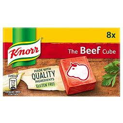 Knorr The Beef Cube 80 g