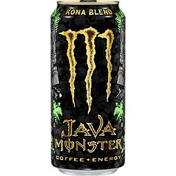 Monster Java Coffee + Energy Kona Blend 443 ml