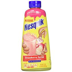 Nesquik Strawberry Syrup 623.6 g