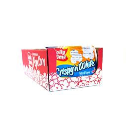 Jolly Time Crispy'n White 100 g 18 ks Celé Balení