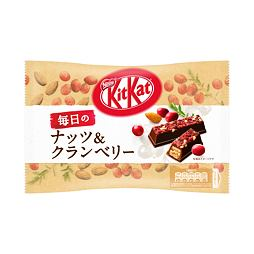 Kit Kat Cranberry & Almond 109 g