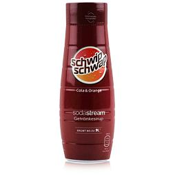 SodaStream Schwip Schwap Cola & Orange 440 ml