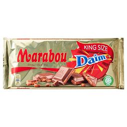 Marabou Milk Chocolate Daim 250 g