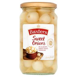 Baxters Sweet Onions 440 g