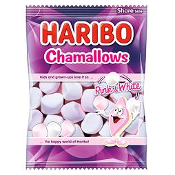 Haribo Chamallows Pink & White 140 g