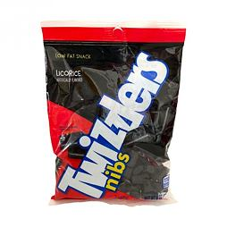 Twizzlers Licorice Nibs 170 g