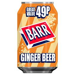 Barr Ginger Beer 330 ml PM