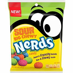 Nerds Sour Big Chewy 170 g