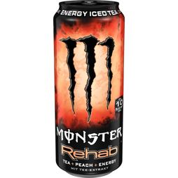 Monster Rehab Peach Tea 500 ml