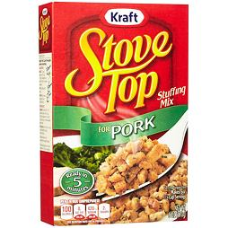 Stove Top For Pork 170 g