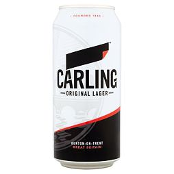 Carling Original Lager 4 % 500 ml