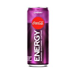 Coca-Cola Energy Cherry 250 ml