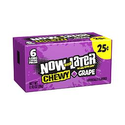 Now and Later Grape 26 g PM